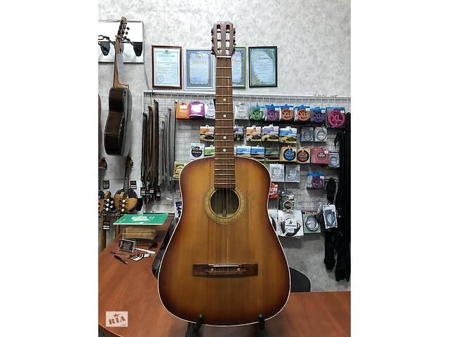 продам (3760) Гітара Акустична Ленинградка з Пластиковою декою бу в Киеве