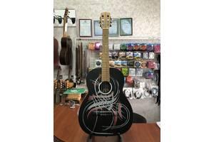 (4047) Гітара Класична Орфей з Росписью Нові Колки та Струни