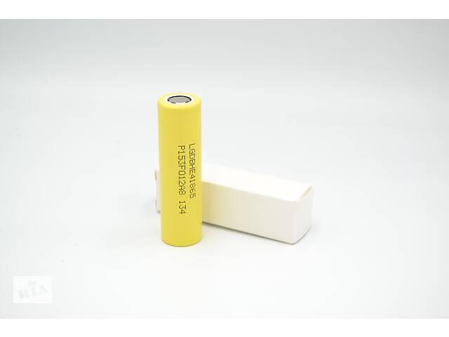 продам Аккумулятор LG 18650 2500 мАч 20A (HE41865) бу в Киеве