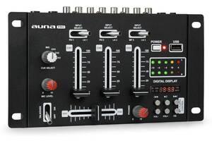 AUNA Pro DJ-21 DJ-Mixer