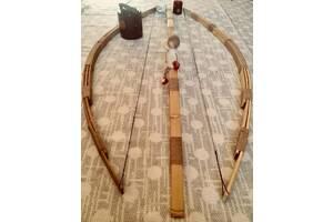 Бамбуковый лук для девочек и школьников