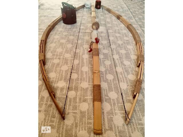 купить бу Бамбуковый лук для девочек и школьников  в Украине