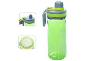 """Бутылка-поилка спортивная """"Easy cup"""" 800 мл. (R83292), зеленая"""