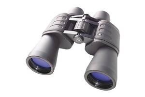 Бинокль для туризма и прогулочных наблюдений Hunter 10x50 черный Bresser 908575.