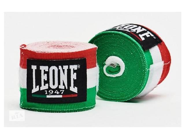 купить бу Бинты боксерские Leone Italy 3,5м (2597_500117) в Полтаве