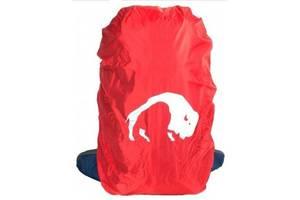 Чехол-накидка для рюкзака Tatonka  RAIN FLAP M red из нейлона, красный, на 55 л. TAT 3109.015