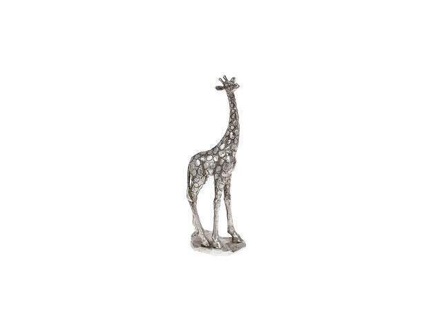 купить бу Декоративная фигура Жираф, 35.5см, цвет - стальной SKL11-276178 в Києві