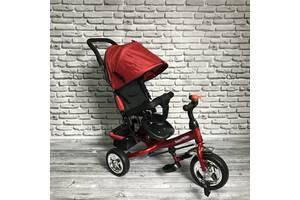 Детский трехколесный велосипед 5588 КРАСНЫЙ