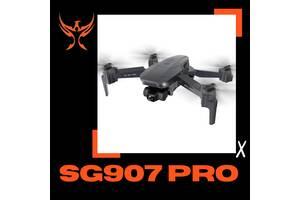 Дрон SG907 Pro зі стабілізатором і камерою 4К