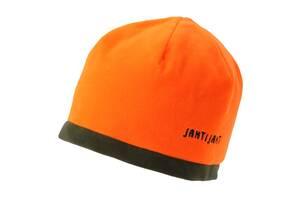 Двухсторонняя флисовая шапка JahtiJakt для охоты и рыбалки