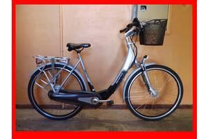 Електро-велосипед електро-велосипед РУЧКА ГАЗУ! як новий! Гарантія!