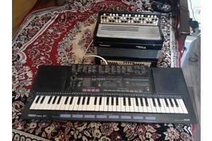 Электробаян с подключением в синтезатор псс51