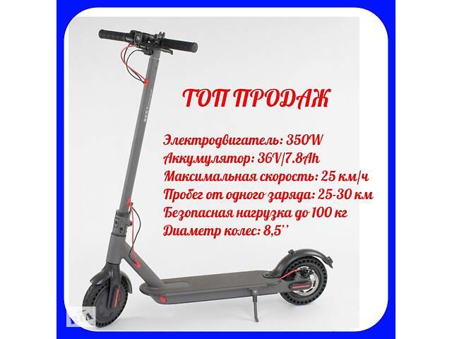 """купить бу Электросамокат """"Best Scooter"""", колеса 8,5`, 350W, 25 км/ч на 25-30 км в Одессе"""
