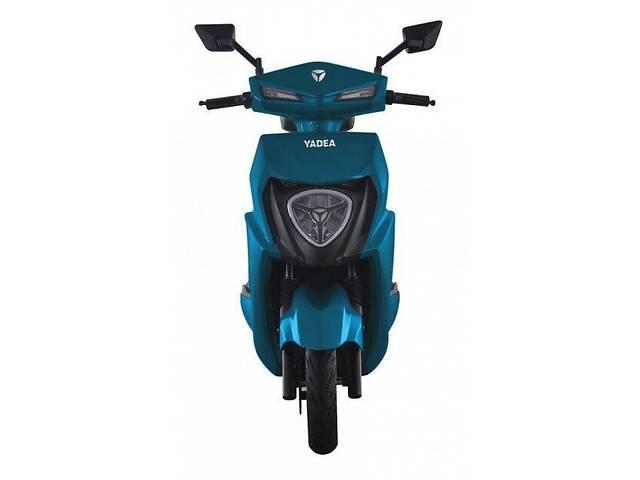 купить бу Електроскутер Yadea T6 Blue в Бурштыне