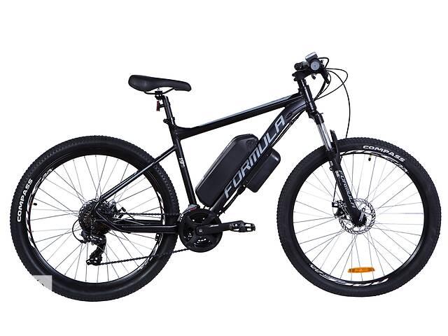 """продам Электровелосипед 27.5"""" F-1 750Вт 48В, 13Ач, макс.пробег 55км, 60 км/ч (черно-белый (м)) бу в Одессе"""
