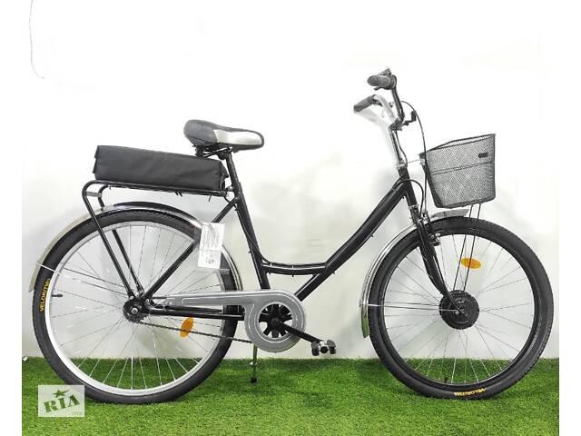 бу Электровелосипед CZECH 26 LI ION 15A 36V 350W   Original в Сумах