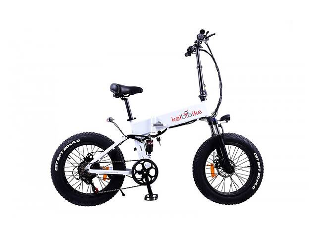 Электровелосипед Фэтбайк 20 E-1911WS-20 500W 48V Original- объявление о продаже  в Сумах