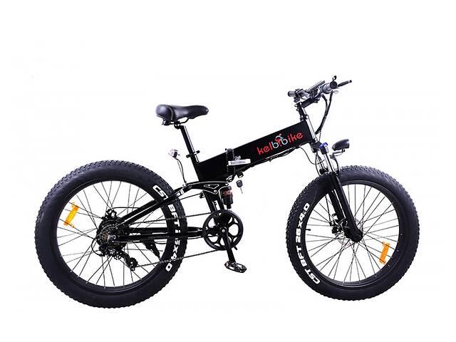 продам Электровелосипед фэтбайк E-1911WS-26 500W 48V Original бу в Сумах