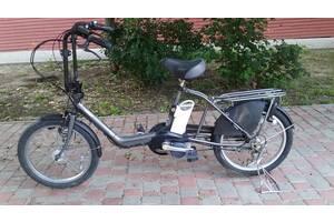 Електровелосипед Panasonic GYUTTO 20 колеса.