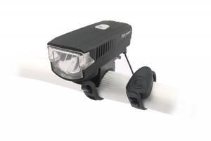 Фонарь пер. BC-FL1588 350лм LED питание Li-on 1200mAh с эл звонком USB