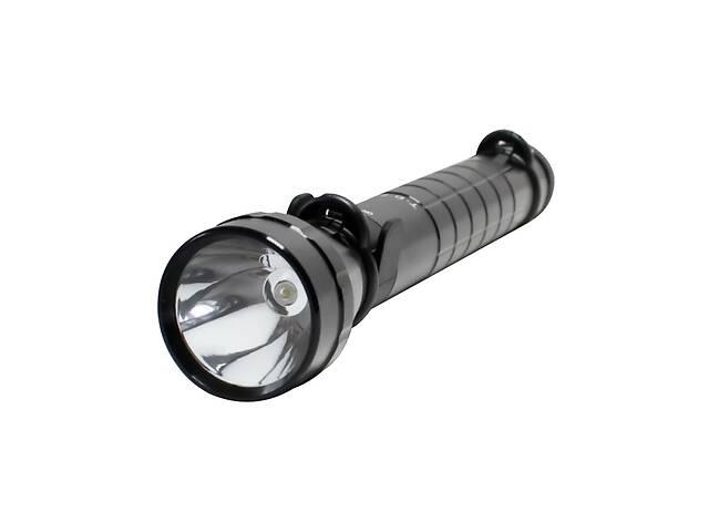 купить бу Тактический сверхмощный сверхъяркий светодиодный ручной аккумуляторный фонарь Police качественный фонарик в Харкові