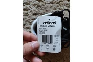 Футбольні бутси Adidas filthyquick md wide