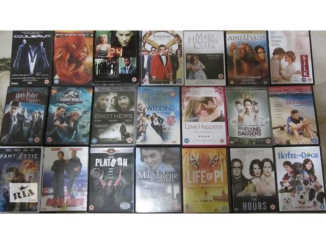 продам Фильмы на англ. языке на DVD дисках! Сумы! бу в Сумах