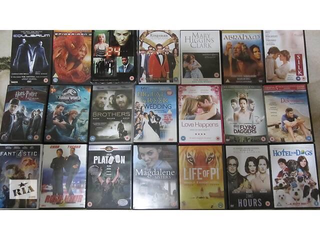 Фильмы на англ. языке на DVD дисках! Сумы!- объявление о продаже   в Украине