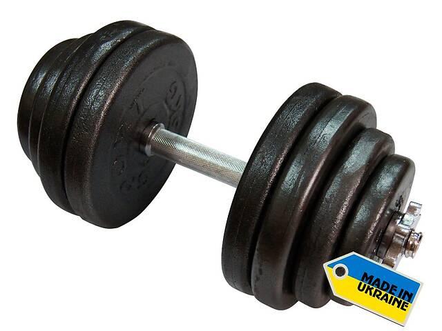 продам Гантель наборная стальная Newt Home 31,5 кг (TI-968-745-31-1) бу в Полтаве