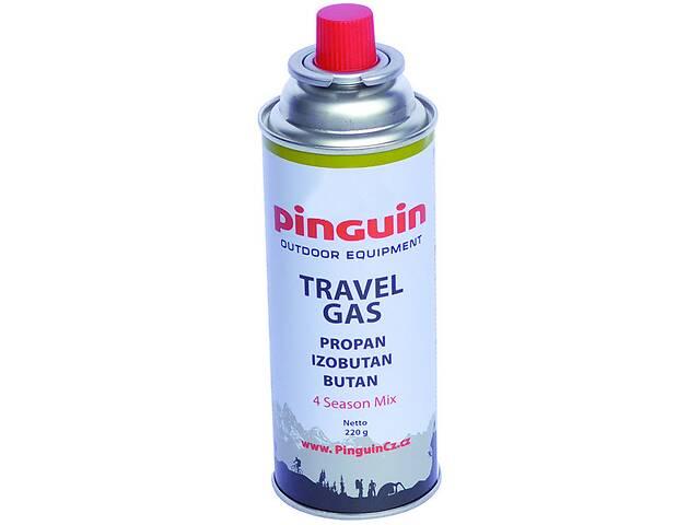 купить бу Газовий балон Pinguin Gas Cartridge 220 (1033-PNG 601.220) в Києві