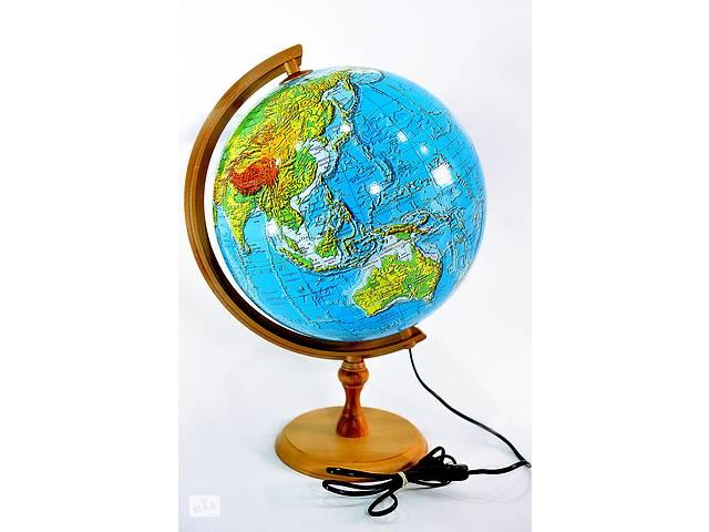 Глобус с подсветкой 320 мм физический (рус.) BST 540110- объявление о продаже  в Киеве