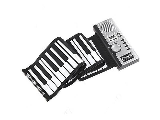 продам Гибкая MIDI клавиатура синтезатор пианино 61 кл бу в Харькове
