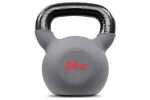 Гиря металлическая Hop-Sport 24 кг HS-I024KB