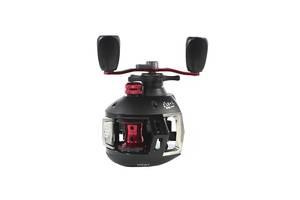 Котушка для спінінга Reelsking СD 201 Black-Red Left