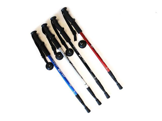 продам Комплект палиць для спортивної ходьби-телескопічні бу в Одесі