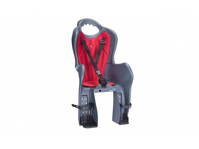 продам Кресло детское Elibas P HTP design на багажник темно-серый бу в Києві