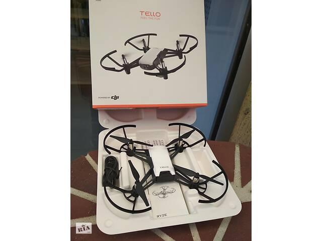 Квадрокоптер / Дрон DJI Ryze Tello & quot; DJI Innovations & quot; (РОЗДРІБ / ОПТ)- объявление о продаже  в Чернівцях