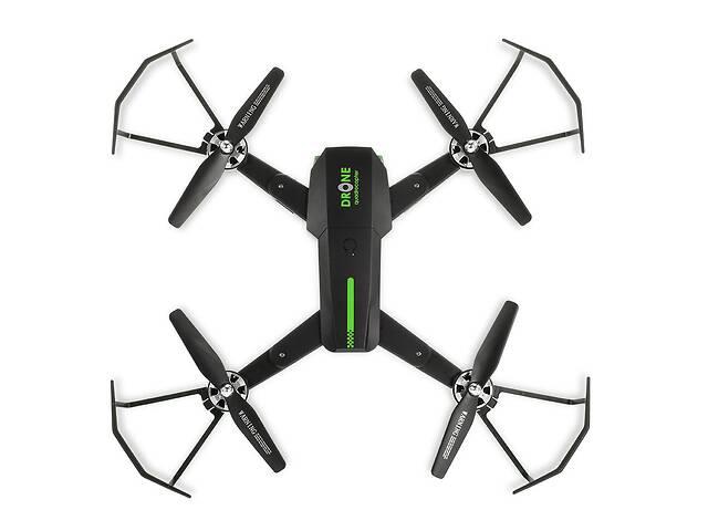купить бу Квадрокоптер на радіокеруванні Drone Z816W-30W з камерою і wi-fi (gr_010604) в Києві