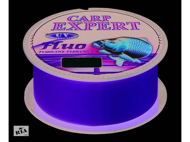 продам Волосінь Energofish Carp Expert UV Fluo 300 м 0.30 мм 12.5 кг Yellow (30120030) бу в Києві