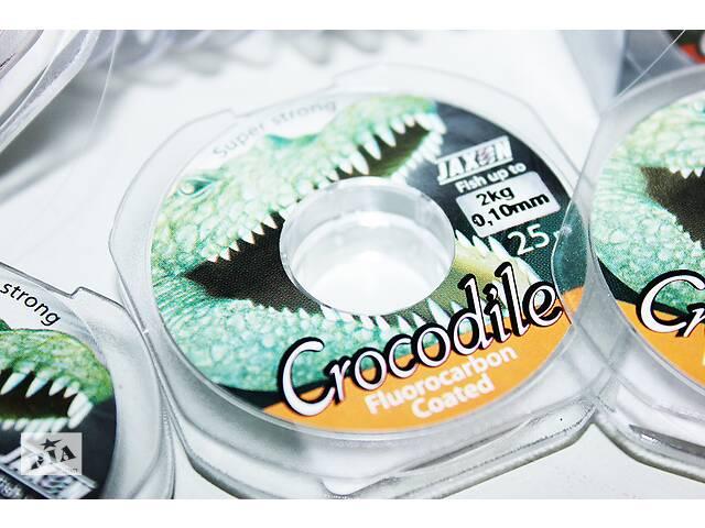 продам Леска флюрокарбоновая Jaxon Crocodile Super Stron бу в Вінниці