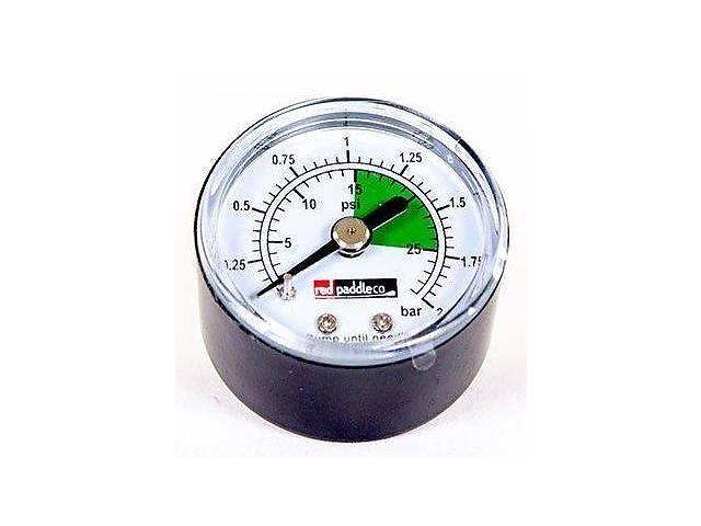 купить бу Манометр для насоса Red Paddle Co Titan Pump Pressure Gauge C/W T-Piece в Полтаві