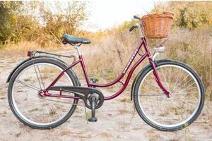 Міський велосипед Antonio Uniwersal 26 Red