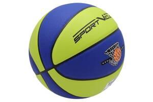 Мяч баскетбольный SportVida Size 7 SKL41-291278