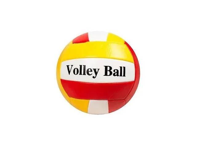 Мяч волейбольный  BT-VB-0058 PVC (Красно-жёлтый)