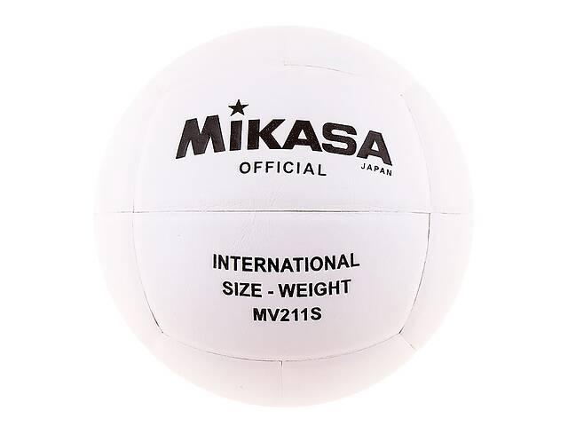 купить бу Мяч волейбольный Mikasa белый SKL11-282518 в Одессе