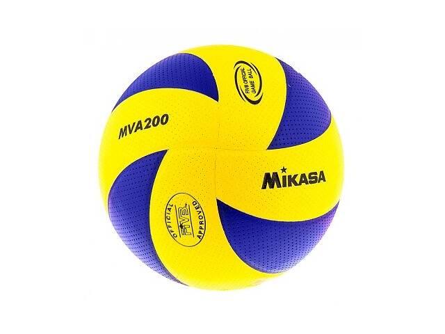 бу Мяч волейбольный Mikasa MVA200 PU SKL11-282520 в Киеве