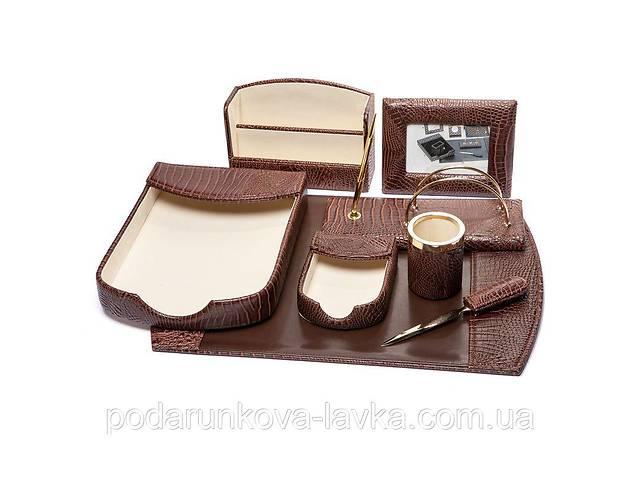 продам Набор настольный BST 400021 63*43 см коричнево-бежевый Данди бу в Киеве