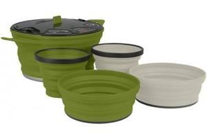 Набір посуду Sea To Summit X-Set 31, різні кольори