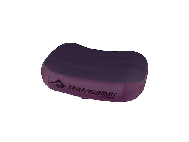 Надувна подушка Sea To Summit Aeros Premium Pillow Large Magenta (STS APILPREMLMG)- объявление о продаже  в Львові
