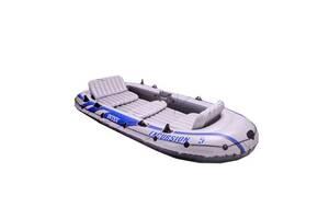 Надувная лодка INTEX EXCURSION с веслом 68325